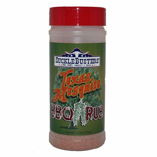 SuckleBusters Texas Mesquite BBQ Rub