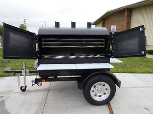 American Barbecue Systems The Judge (4ft)