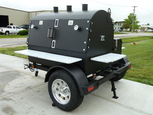 American Barbecue Systems The Judge (5ft)
