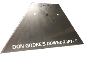 Don Godke's Downdraft - Stainless Steel (Traeger)