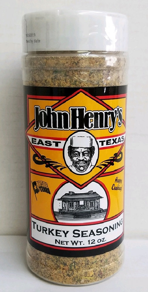 John Henry's Turkey Seasoning