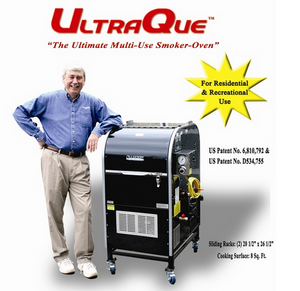 Ole Hickory Pits Ultra Que BBQ Smoker/Oven