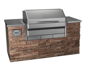 Memphis Grills Elite Wi-Fi Controlled 39-Inch Pellet Grill - VGB0002S  Package Free Accessories
