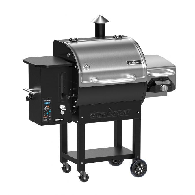 Camp Chef Woodwind SG 24 Pellet Grill with Sear Box