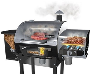 Camp Chef Woodwind Classic 24 Pellet Grill with Sear Box - Smoker Guru