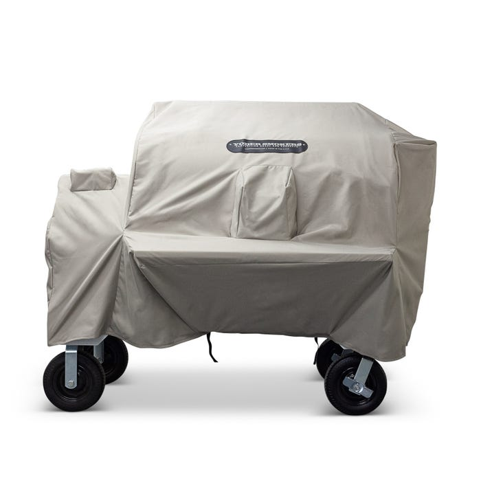 Yoder Smokers YS1500 and YS1500s Grill Cover - Removable Stack
