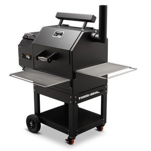 Yoder Smokers YS480s Pellet Grill with ACS - Second Shelf