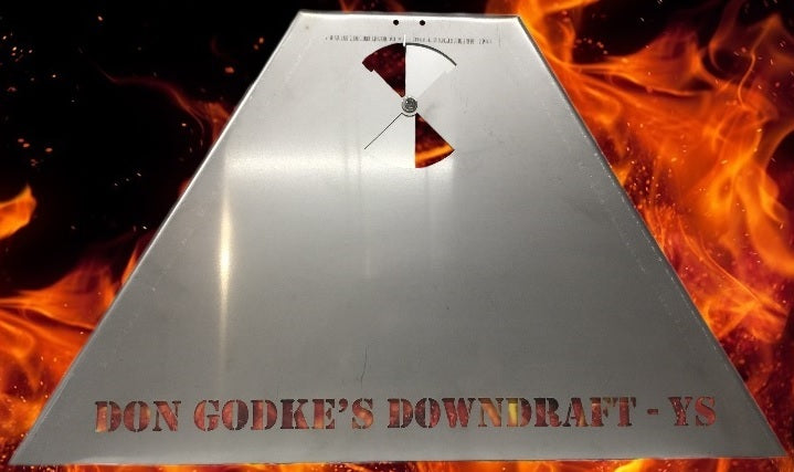Don Godke's Downdraft - Stainless Steel (Yoder YS480/YS640)