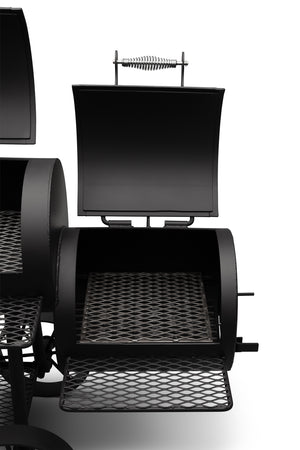 "Yoder Smokers The Cheyenne 16"" Offset Smoker"