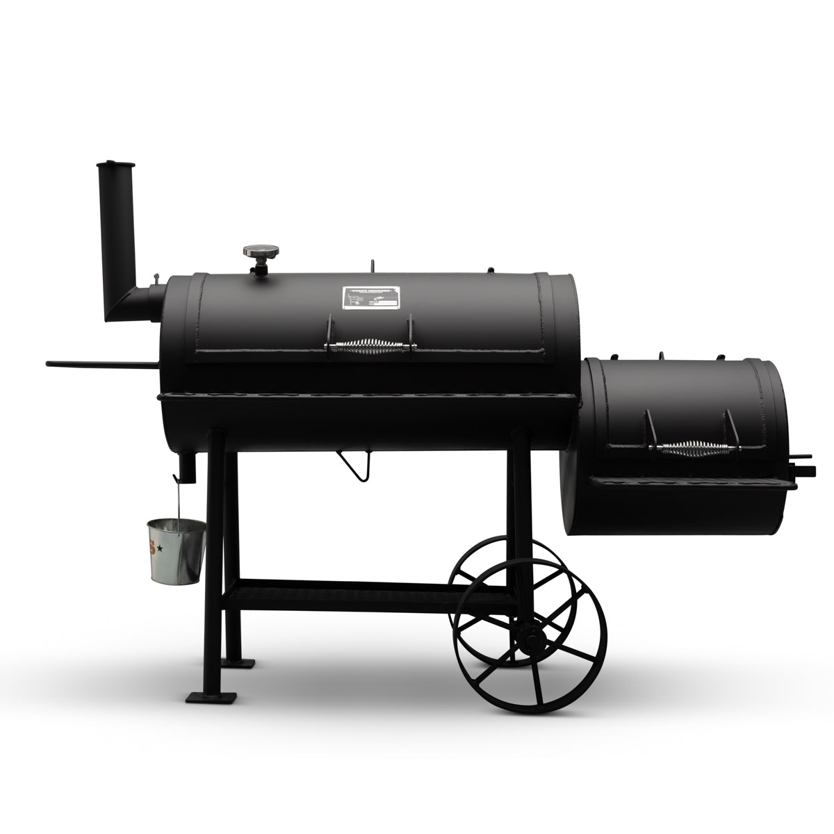 Yoder Smokers The Cheyenne 16