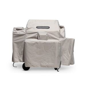 Yoder Grills YS640 & YS640S Competition Cart Custom Cover