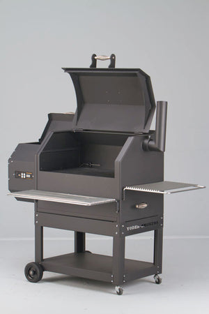 Yoder Smokers YS640 Pellet Grill - Second Shelf - Smoker Guru