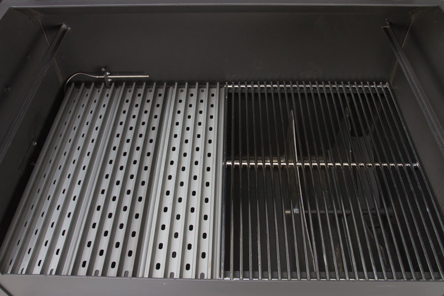 Yoder Smokers Direct GrillGrates & Tool for YS480s and YS640s - Smoker Guru
