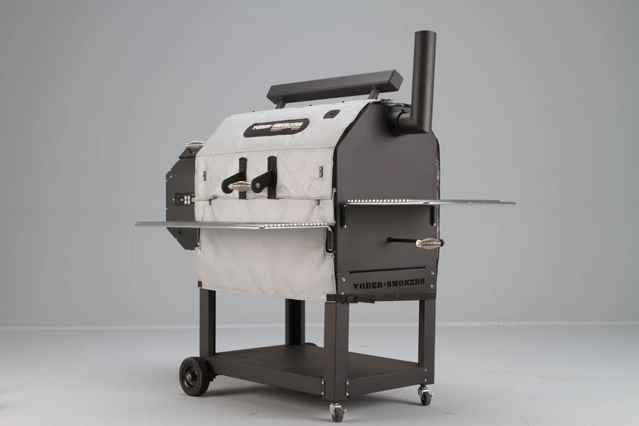 Yoder Grills YS640s and YS640 Heat Thermal Jacket - Smoker Guru