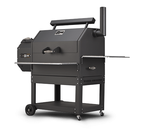 Yoder Smokers Ys640 Pellet Grill Second Shelf Smoker Guru