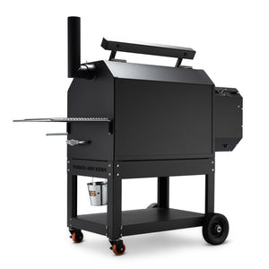 Yoder Smokers YS640s Pellet Grill with ACS - Second Shelf