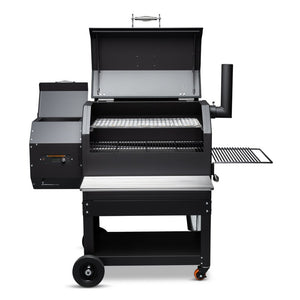 Yoder Smokers YS640s Pellet Grill with ACS - Second Shelf - Smoker Guru
