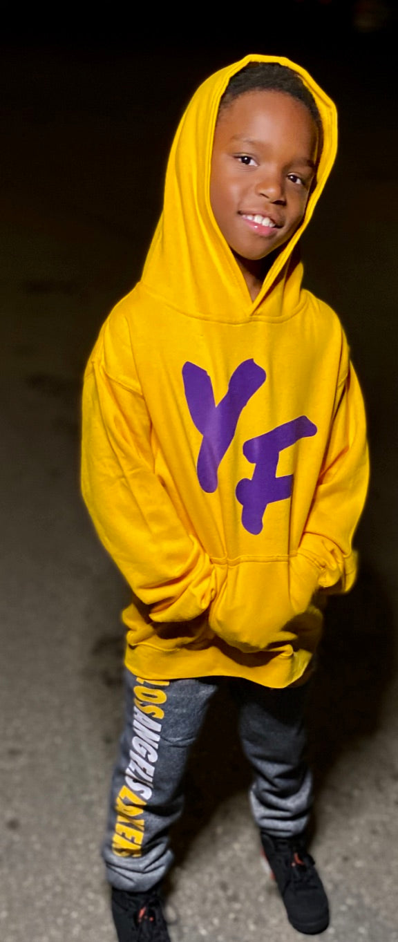 Young Fashion 'LA Kids Hoodie'