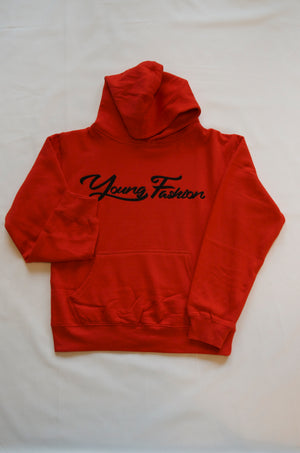 "Young Fashion ""Chicago Red"" Hoodie"