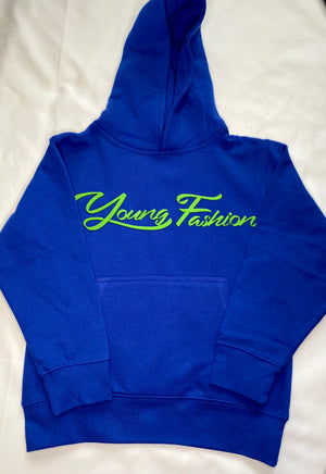 "YOUNG FASHION Kids ""Green Lantern"" Hoodie"