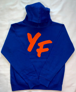"YOUNG FASHION ""NEW YORKER"" HOODIE"