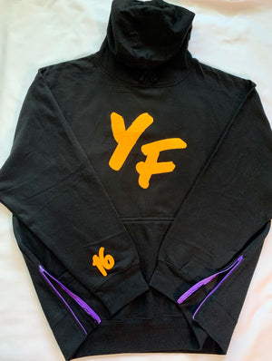 "YOUNG FASHION ""LAKE SHOW"" 16 COLLECTION CUSTOM HOODIE"