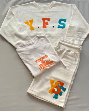 Young Fashion  Summer White Summer Set