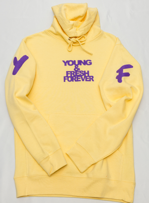 Young Fashion 16 Purple Rain Young & Fresh Spring Hoodie