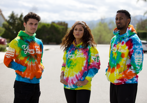 YOUNG FASHION 16 TIE DYE SPRING COLLECTION