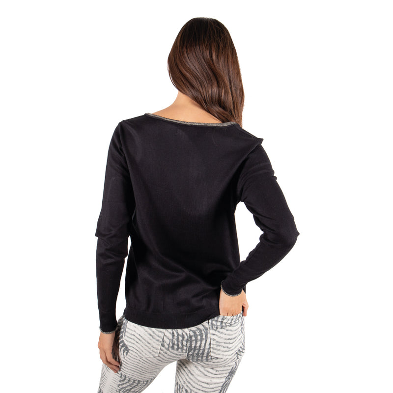 Sweater Alicante Negro