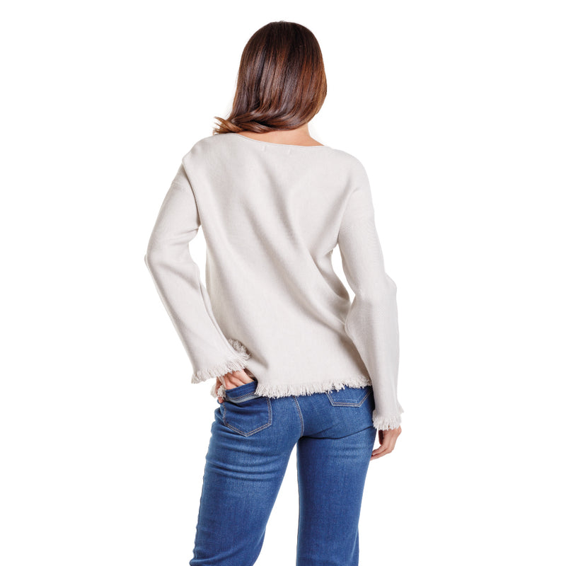 Sweater Avignon Crudo