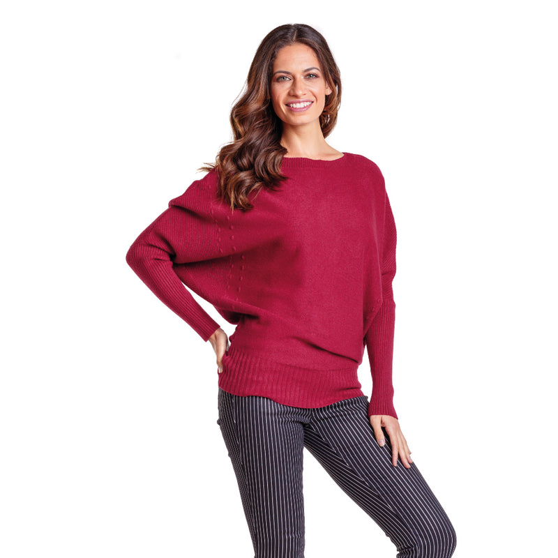 Sweater Angers Rojo