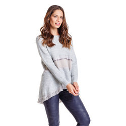 Sweater Hannover Gris