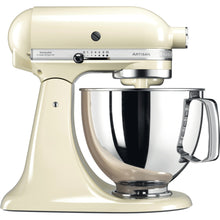 Load image into Gallery viewer, Mixer Artisan 4.8L, Model 125, Onyx Black - KitchenAid