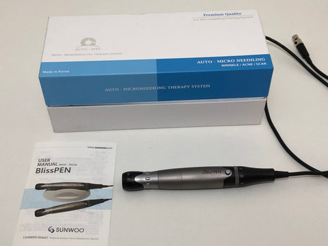 BLISS PEN MICRO-NEEDLING THERAPY SYSTEM