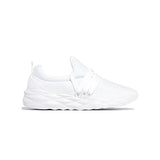 Mascori Women's Lace-Up Slip-On Lightly Sneakers