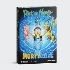 Morty-Zone-Game