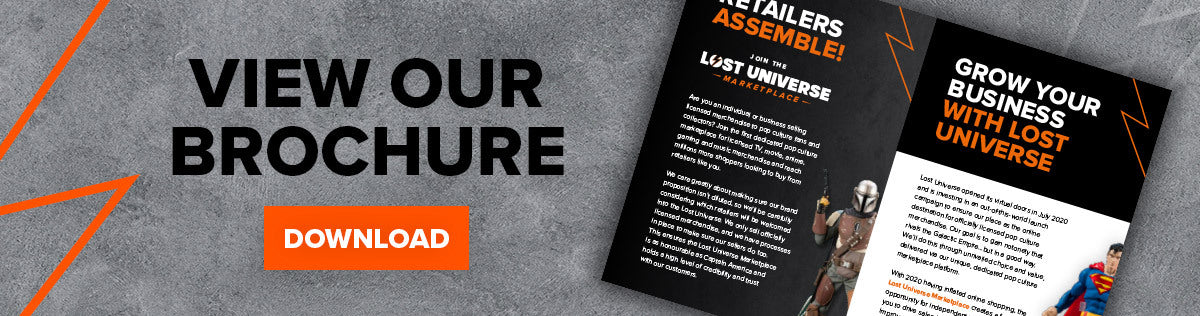 Lost Universe Marketplace Brochure - Click to Download & Preview