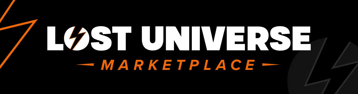 Lost Universe Marketplace - apply your interest now!