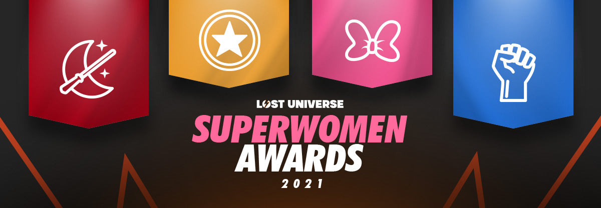 Superwoman Awards 2021! - Lost universe