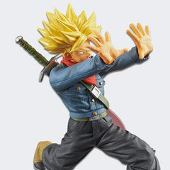 Dragon Ball Super - Banpresto 17cm Super Saiyan Trunks Future Figure