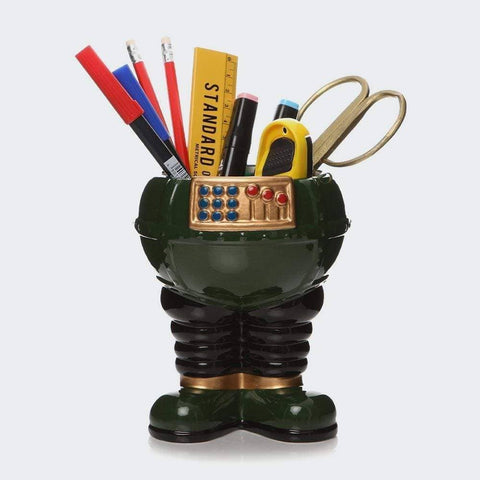 wallace and gromit desk tidy