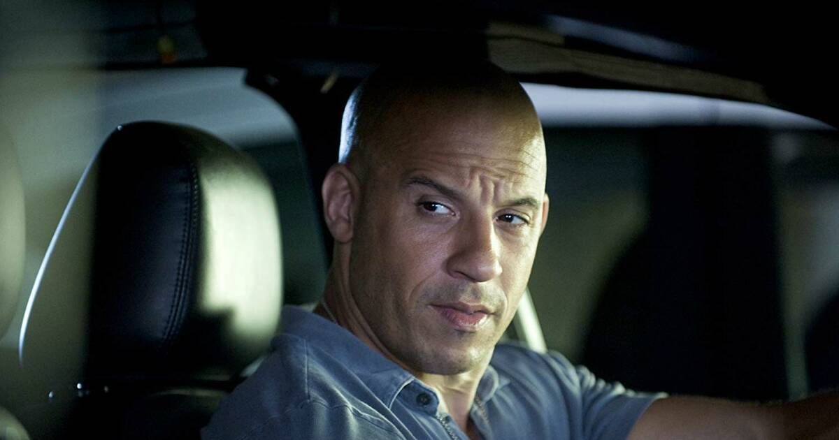 Fast and Furious 9 Vin Diesel