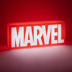 EXCLUSIVE Marvel Logo Light