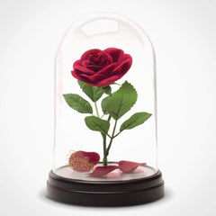 Disney Beauty and the Beast Enchanted Rose Light