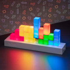 Tetris Icons Light desk lamp