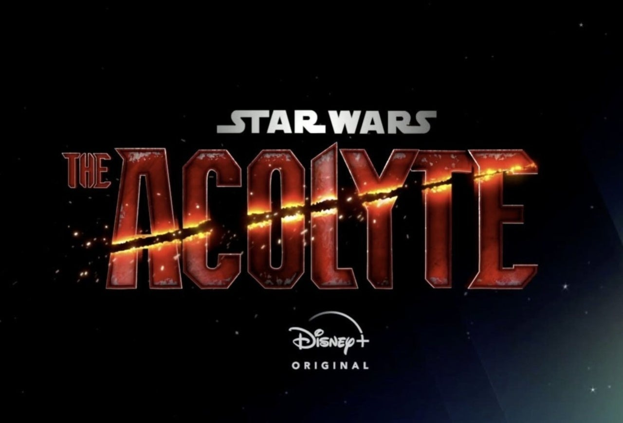 star wars the acolyte series logo