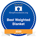 Vellux Weighted Blanket