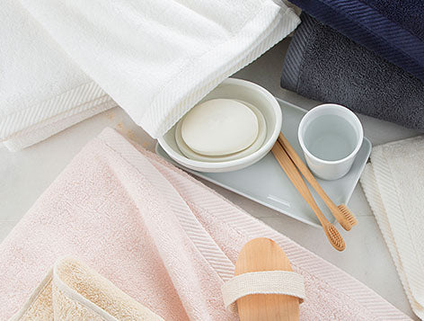 towel collection from Izawa Japan Technology