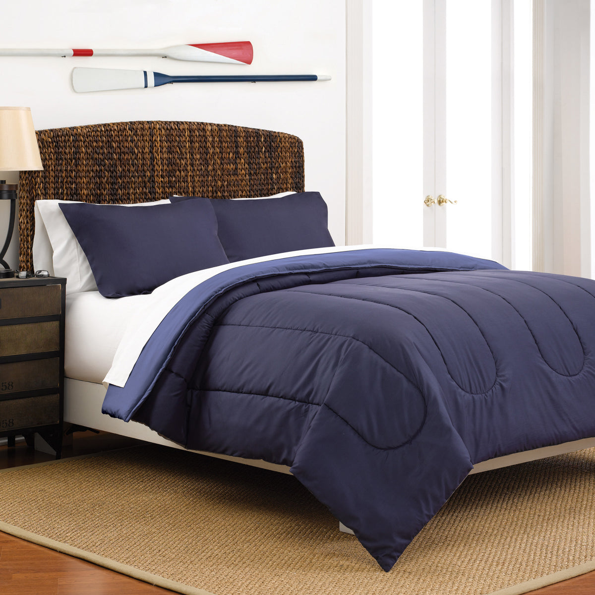 Martex Reversible Comforter Set
